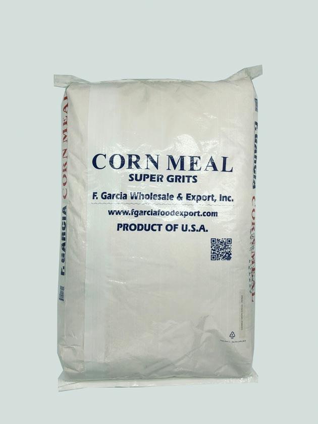F.Garcia Cornmeal Super Grits 50lbs.