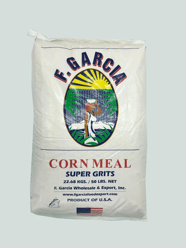 F.Garcia Cornmeal Super Grits