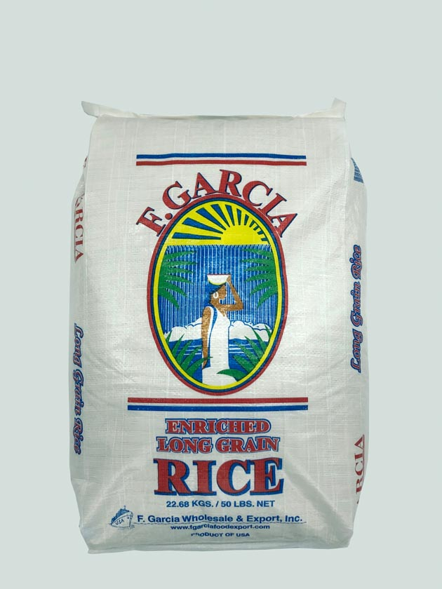 F.Garcia Long Grain White Rice